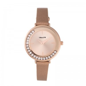 Tomato Ladies Rose Dial & Case 33mm Watch