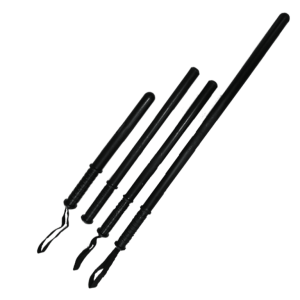 Straight Baton Thick 50cm (with strap)