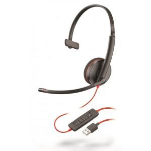 BLACKWIRE,C3210 USB-A