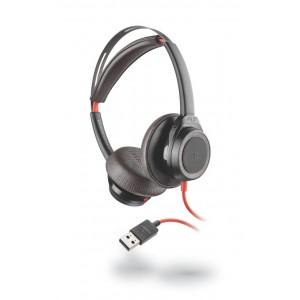 Blackwire C7225 - Binaural Corded Headset (USB) (S4B)