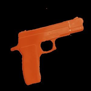 Non-Lethal Training Guns (Solid plastic Generic Shape) Various Colours