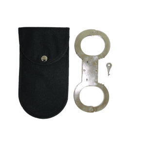 Solid Handcuffs with No Links - Silver Plated