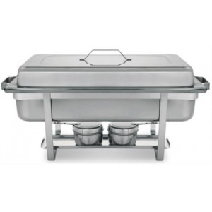 Casey Double Chafing Dish Retail Box Out of Box Failure Warranty