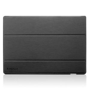 Lenovo A7-30 Folio Case and Film (Black)