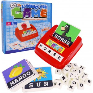 Children's Literacy Educational Game