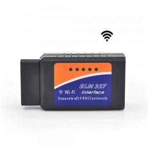 ELM327 OBD2 OBDII WiFi Auto Diagnostic Scanner & Adapter