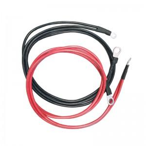 16mm Flex Cable - Set of Positive/Negative (1.5m length) - for DC batteries