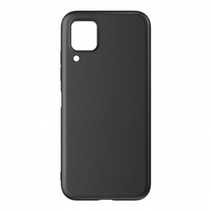 Huawei P40 lite Silicone Case - Black