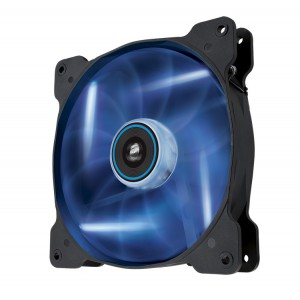Corsair Air Series AF140 140mm Blue LED Quiet Edition High Airflow Fan (CO-9050017-BLED)