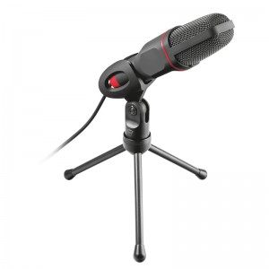 GXT 212 Mico USB Microphone with Stand for PC and Laptop