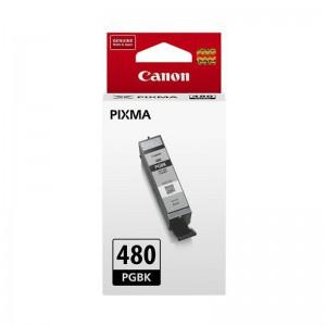 Canon 2077C001AA  PGI 480 PGBK  Black Ink Cartridge