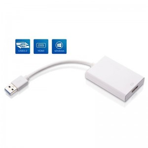 Unbranded SUR004 USB 3.0 to HDMI Adapter