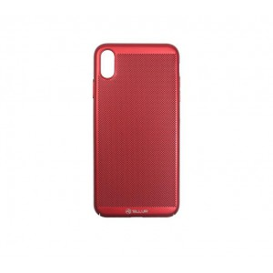Tellur Cover Heat Dissipation for iPhone XS MAX - Red