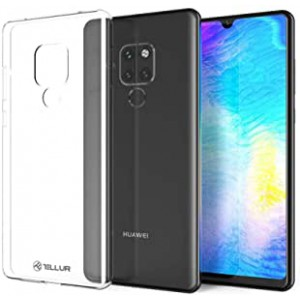 Tellur Cover Silicone for Huawei Mate 20 Transparent