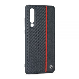 Tellur Cover Carbon for Huawei P30 Black