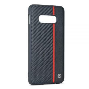 Tellur Cover Carbon for Samsung Galaxy S10e Black