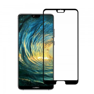 Tellur Tempered Glass 3D for Huawei P20 Pro - Black
