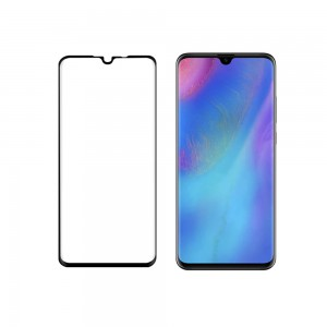 Tellur Tempered Glass 2.5D for Huawei P30 Lite Black