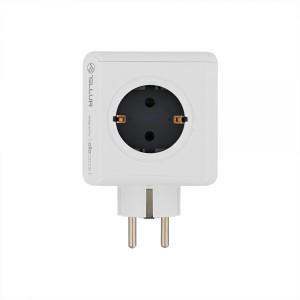 Tellur Wall Socket 4 Ports 2 USB - White