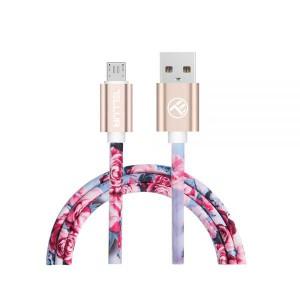 Tellur 1m Grafitti Micro USB Cable