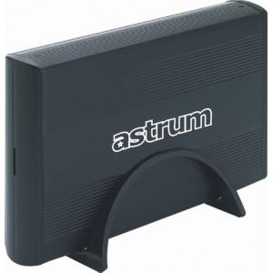 """Astrum USB2.0 Enclosure 3.5"""" SATA-III Enclosure"""
