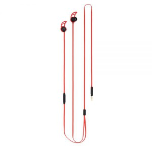Tellur Comfy In-Ear Headphone - Red