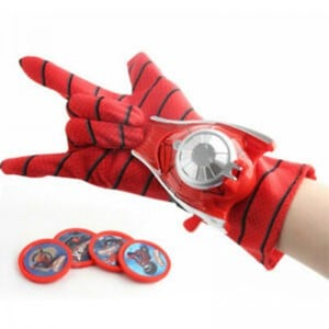 Spiderman Glove and Launcher