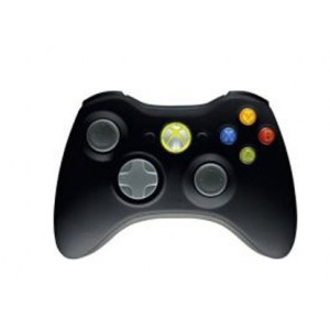Microsoft X-Box 360 Wireless Controller