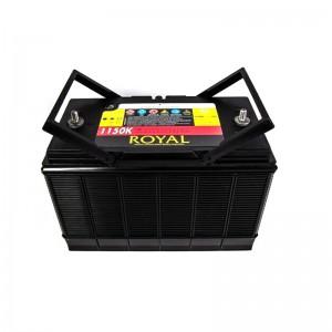 Royal Delkor 1150K 100AH High Cycle Battery - 12 Volt Battery