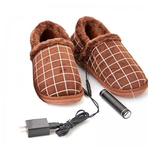 USB Electric Warming Slippers