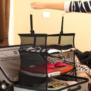 Homemax Collapsible Suitcase Shelves