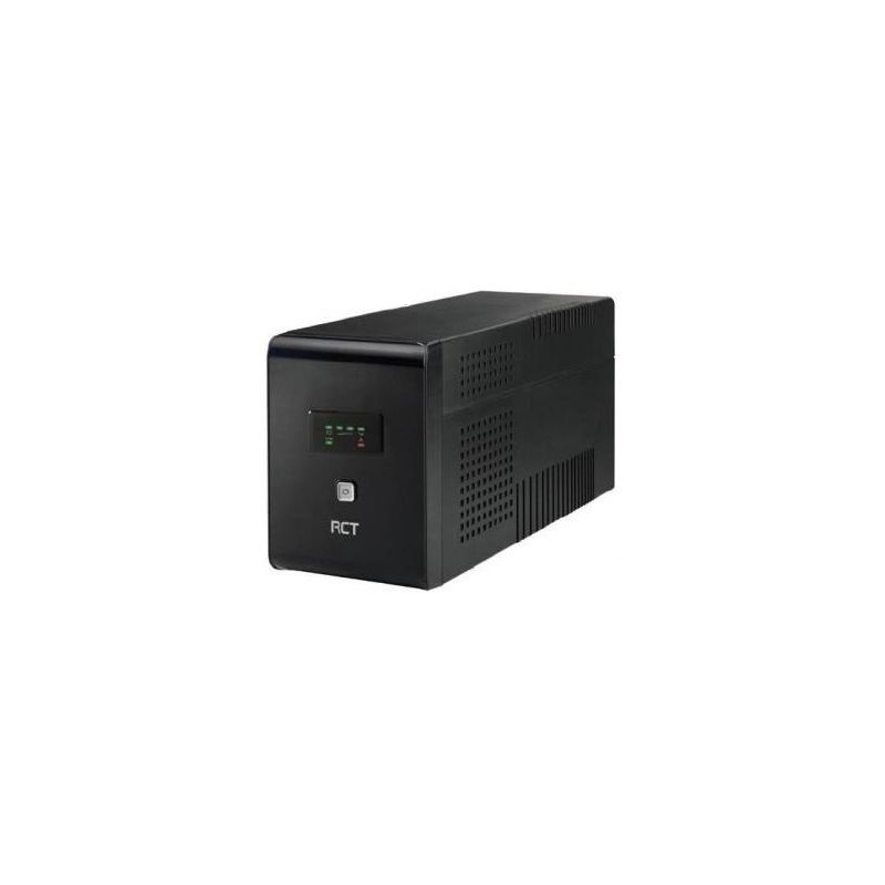 RCT 1000VA Line Interactive UPS - 600 W, LED display