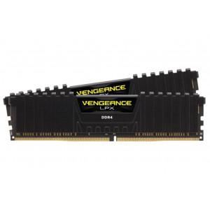 CORSAIR 8GB DDR4, 2400MHZ, VENGEANCE LPX, DUAL KIT