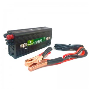 800W Inverter 12V with Built-in 8A Battery Charger