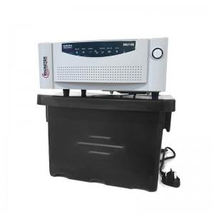 Microtek PURE SINE 950VA Inverter + 100AH Battery (4 HOUR BATTERY LIFE) KIT - 760W