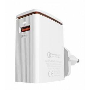 LDNIO A1301Q Fast Charger with Single USB Port – EU Plug