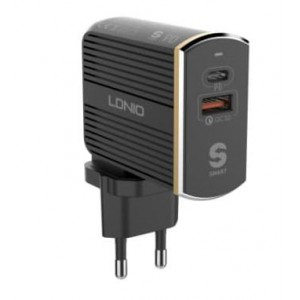 LDNIO Charger (PD/Type C to Type C) - A2502C