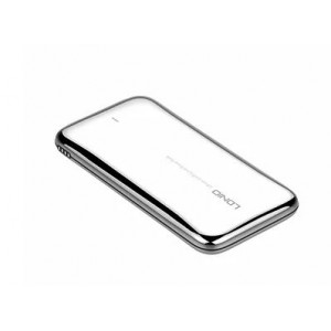 LDNIO PQ1017 10000mAh/37Wh  Stainless-Steel Cover Power Bank