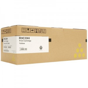 Genuine Ricoh SPC250 Yellow Toner Cartridge