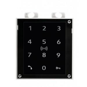 2N IP Verso - Touch Keypad & RFID Reader (125kHz, 13,56MHz, NFC)