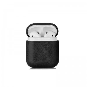 Protective Leather Cover for Apple AirPods Charging Case