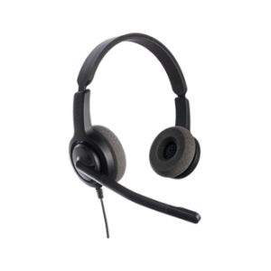 Axtel Voice28 Due  Noise Cancelling Heavy Duty Headset
