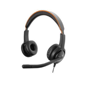 Axtel Voice40 Duo Noise Cancelling  Heavy Duty Headset