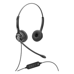 Axtel MS2 Duo USB Noise Cancelling Headset