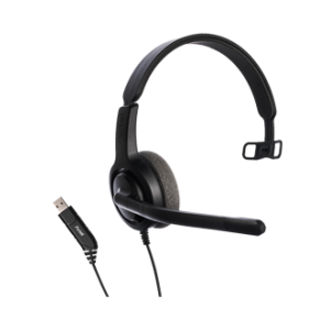 Axtel Voice28 Mono USB Noise Cancelling Headset