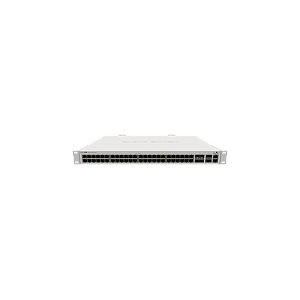 MikroTik CRS354-48G-4S+2Q+RM, with RouterOS L5 License