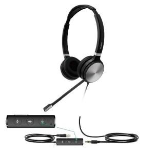 Yealink UH36-DUO Midlevel USB Headset