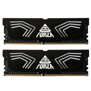 Neo Forza Gaming DDR4 3200Mhz 16GB (2x8GB) RAM Kit - Black