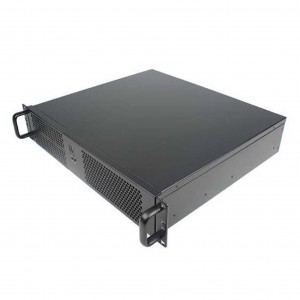 "CME 19"" 2U Rack-Mount Empty Server Chassis/Case - K239F"