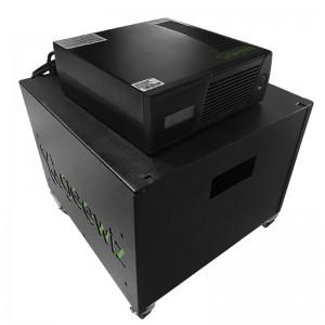 Geewiz 2400VA Inverter + 2x 100AH Battery (8 HOUR BATTERY LIFE) KIT - 1440W